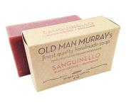 Sanguinello Blood Orange & Bergamot All-Natural Soap