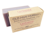 Lavender w/ Comfrey Root All-Natural Soap