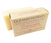 Citrus Herb Lemongrass, Rosemary, Lime All-Natural Soap