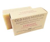 Kerouac Patchouli, Orange Peel All-Natural Bar Soap