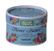 Flower Butter Natural By Organic Essence