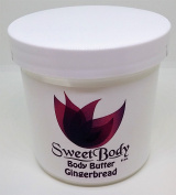 Sweet Body - Body Butter - The Perfect Whipped Body Butter To Energise & Revitalise Your Skin - Packed With Vitamins E & A, Aloe Vera. 240ml