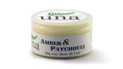Una Biologicals Amber & Patchouli Body Butter 180ml