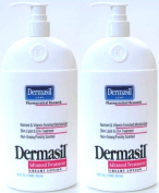 Dermasil Labs Pharmaceutical Research Advanced Treatment Creamy Lotion Freshly Scented 430ml