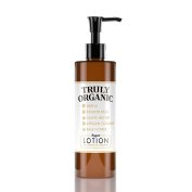 Ultra Smoothing Organic Body Lotion - 100% Vegan, Provides The Skin With Essential Vitamins and Minerals, 240ml