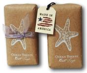 Ocean Breeze Scented Bar Soap Bundle