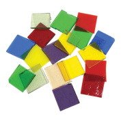 Fuseworks Variety Colours Squares 18 Piece Assortment - 90 COE