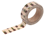 Succulent Washi Tape - Love My Tapes