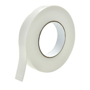 Ioffersuper 5m White Double Sided Strong Sticky Self Adhesive Foam Tape Mounting Fixing Pad