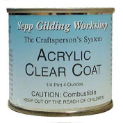 Sepp Gilder's Acrylic Clear Coat 1/4-Pint