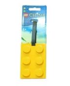 Lego Chima Brick Shape Luggage Tag - I.D. Tag