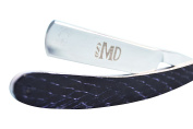 ~SHAVE READY~ MD Black Cobra Straight Razor