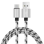 For Oneplus 3T/Google Pixel XL/ZTE Zmax Pro Z981,Sunfei 1M 2A USB-C USB 3.1 Type C Data & Sync faster Charger Cable