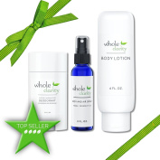Whole Clarity - Body Glow Limited Edition Set - Contains