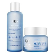 "Dr.G Aquasis Water Soothing Gel Cream(50ml) + Aquasis Moisture Toner(170ml) ""NO CASE SPECIAL PROMOTION"""