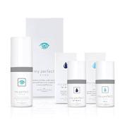 My Perfect ANTI-ageing Trio - INSTANT Firming Eye Cream, Collagen Repair Night Cream & Anti-Ageing Peptide Day Cream