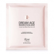 Rose by Dr.Dream Dream Age Radiance Facial Mask Sheet 27ml (0.9fl.oz.) 6pcs Set