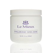 Le Mieux Hyaluronic Shea Mask (Pro) 16.oz / 480ml