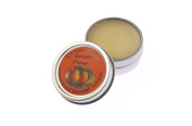 Artisan Jojoba Oil Orange Hand Salve scented with fresh Orange Zest, All Natural and Hand Made, .150ml