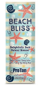 Lot of 5 Beach Bliss Bronzer Tanning Lotion Packets by Pro Tan