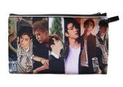 GOT7 Boy Band Kpop Pencil Case Bag
