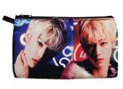 Mark GOT7 Boy Band Kpop Pencil Case Bag