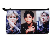 BAMBAM GOT7 Boy Band Kpop Pencil Case Bag