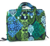 Vera Bradely Hanging Organiser Cosmetic Case Caribbean Sea