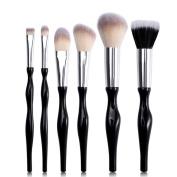 Kingfansion 6Pcs Bright Makeup Brush
