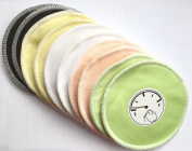 Reusable Breast Pads with Empty Indicator