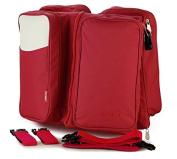 Travel Portable Bassinet- 3 in 1 Nappy Bag, Travel Crib