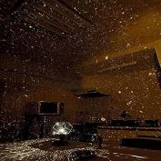 Star Sky Projector Night Light Bulb Lamp Romantic Cosmos Astro Galaxy Home Decor
