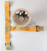 3000 Lumens LED Headlamp,Tuscom@ Waterproof Rechargeable Headlight