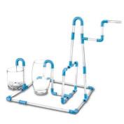 KingMas Flexible Connectible DIY Drinking Straws