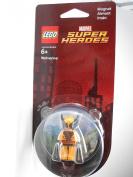 LEGO Super Heroes Wolverine Magnet