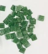 """Hakatai Glass Tile 3/8"""" - B 84 Ivy - 0.2kg bag - 10mm glass tile"""