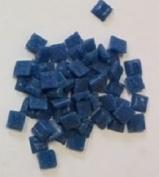 """Hakatai Glass Tile 3/8"""" - C 81 Deep Blue - 0.2kg bag - 10mm glass tile"""