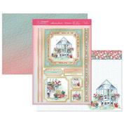 Hunkydory Wonderful Women A House for Flowers Topper Set Card Kit WOMEN904