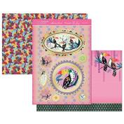 Hunkydory Wonderful Women Toucan Do It Topper Set Card Kit WOMEN902