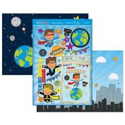 Hunkydory Super Men Super Dad Topper Set Card Kit SUPER904