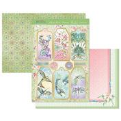 Hunkydory Paradise Jewels Jewelled Moments Topper Set Card Kit