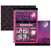 Hunkydory Twilight Kingdom Moonlight Wishes Topper Set Card Kit