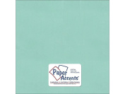 Accent Design Paper Accents ADP1212-25.8860 Pearlized12x12Frosted Teal Paper Pearlized 12x12 80# Frosted Teal