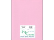 Accent Design Paper Accents ADP8511-25.196 Smooth 8.5x11 Carnation Cdstk Smooth 8.5x11 65# Carnation