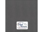 Accent Design Paper Accents ADP1212-25.8865 Pearlized12x12Titanium Paper Pearlized 12x12 80# Titanium