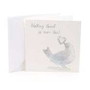 Hallmark Studio Ink Sympathy Greeting Card