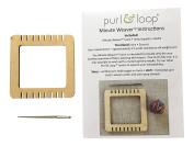 Purl & Loop Minute Weaver