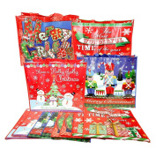 Extra Large Holiday Tote Bags
