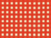Gingham Red Premium Quality Tissue Paper 38cm x 50cm - 50 Sheets