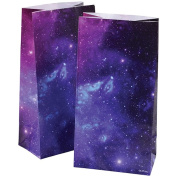 Outer Space Astronaut Theme Paper Party Bags